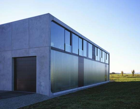 prefabricated concrete homes designs. Modern Prefab Concrete House By Thomas Bendel 215 Best Architecture Images On Pinterest