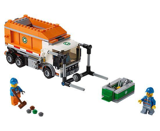 17 meilleures id es propos de lego city truck sur pinterest construction - Idee construction lego ...