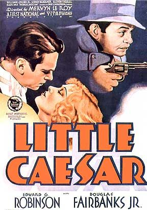 Great early gangster movie.