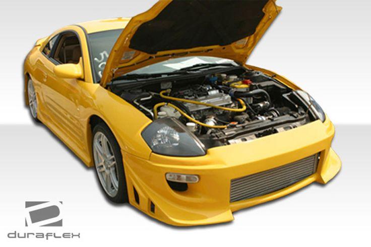 2001 Mitsubishi Eclipse Duraflex Blits Body Kit