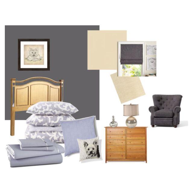 Stephanie's bedroom