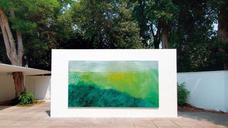 Herbert Brandl La Biennale di Venezia 2007