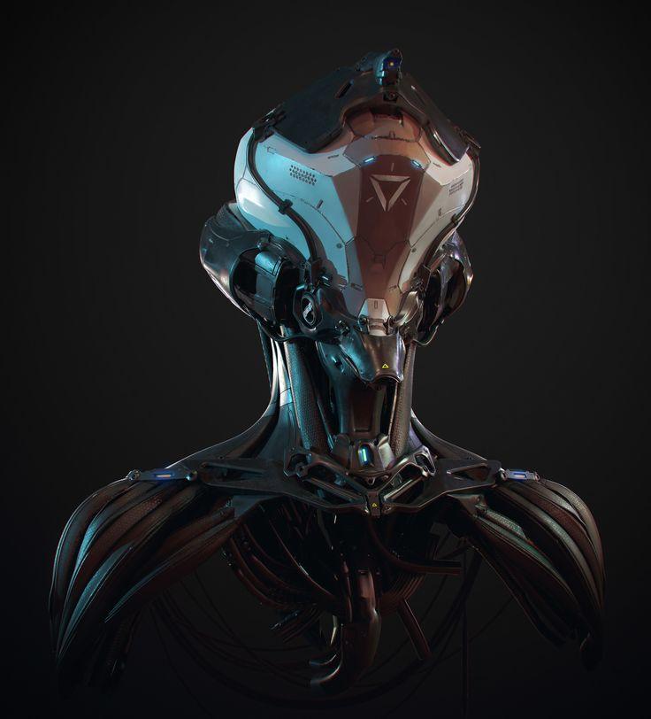 ArtStation - sci fi concept, Soufiane Idrassi