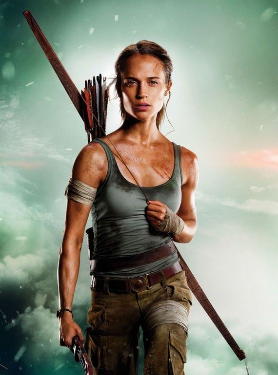 Pin Von Leah Engel Auf Look In 2020 Tomb Raider Cosplay