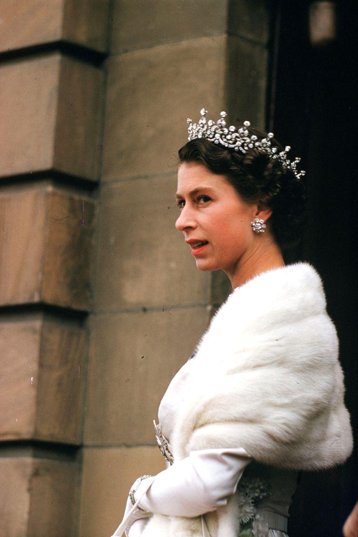 Queen Elizabeth II  - HarpersBAZAAR.com                                                                                                                                                      More
