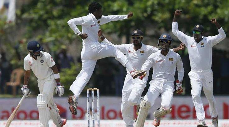 IND vs SL 1st Test Live Streaming India Tour of Sri Lanka 2017. Today live score, telecast, broadcast, tv channels, hotstar, dd national, india vs srilanka
