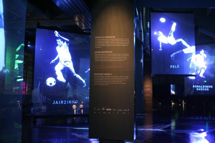 Museu do Futebol - Estádio do Pacaembu - São Paulo