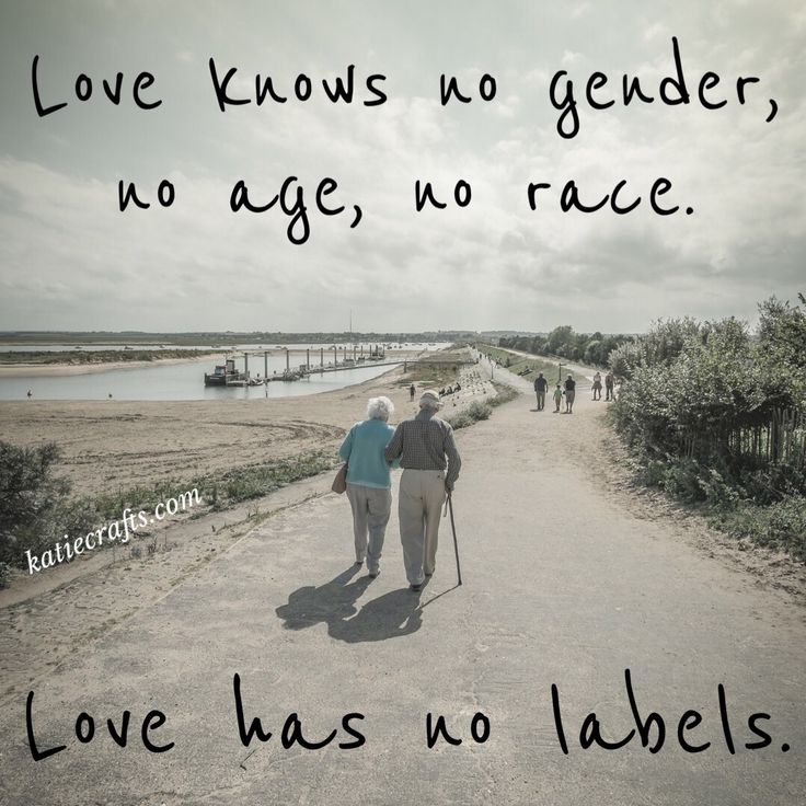 Love knows no gender, no age, no race. Love has no labels. #MarriageEquality #LoveWins  Words For Wednesday: Love Has No Labels by Katie Crafts - Crafting, Sewing, Recipes and More! https://katiecrafts.com