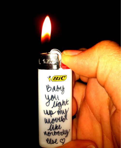 one direction lighter <3