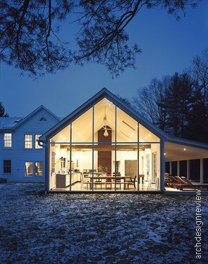 Architecture and Design: Pitched roofs in modern architecture