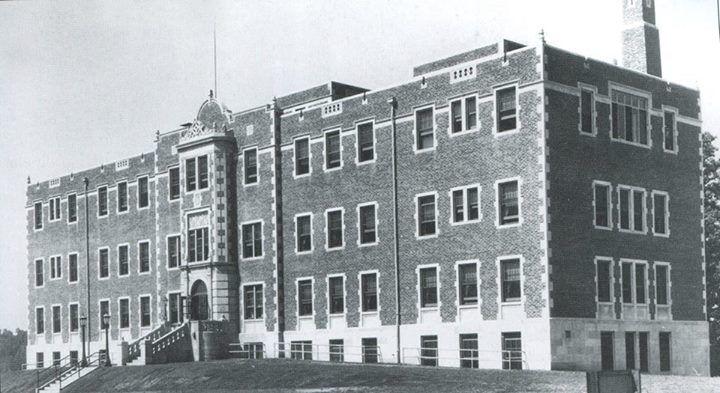 Marietta memorial hospital opened in 1929 marietta ohio