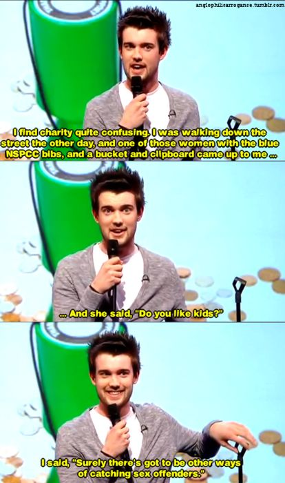 Mock the Week. Jack Whitehall