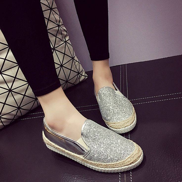 2016 new spring ladies casual shoes loafer straw fisherman shoes