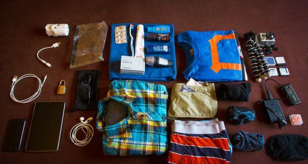 packliste städtereise - die ideale checkliste fuer kurzurlaub mit handegepaeck