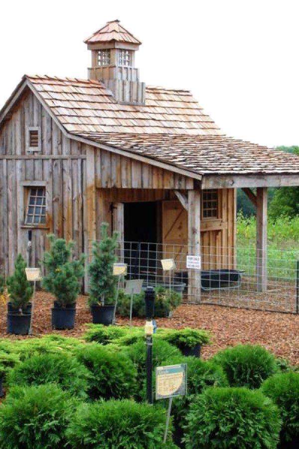 12 Simple Garden Shed renovated designs for your landscaping outdoor - Potting Shed Designs
