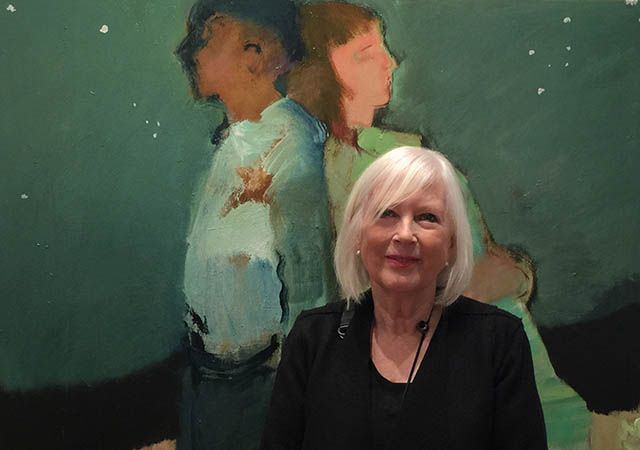 """Review of Jenifer Hornyak""""s exhibition at the McClure gallery in WestmountBy Nadine Hennelly"""