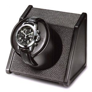Orbita Sparta Open Lithium 1-Watch Winder - Black Leatherette W05520 Orbita. $335.75. Sparta Open Winder. Black faux leather. 5-Year guaranteed battery life. Winds one automatic watch. Manufacturer 2-year warranty. Save 15% Off!