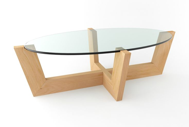 Ablo Oval Coffee Table | Viesso $1,231.00