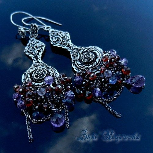 10 OFF Queen Margot Wire Wrapped Wrapping by BraceletsWorld, $179.00