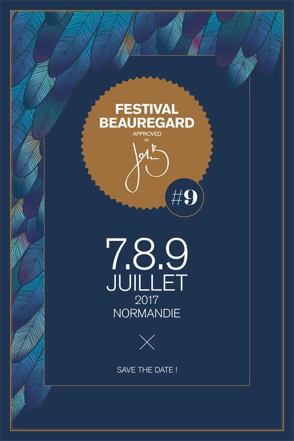 Festival Beauregard du 7 au 9 juillet 2017 - Normandie