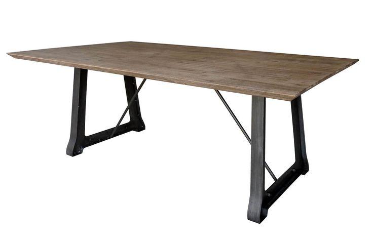 ΔΙΑΦΑΝΟ - Τραπέζι τραπεζαρίας PECKER