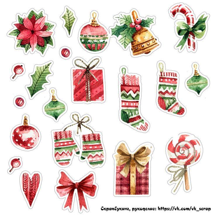 фото рождественские картинки скрапбукинг нельзя прожить