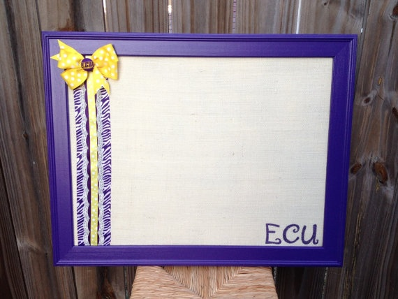 ECU East Carolina University Spirit By BurlapandLaceBoards On Etsy, $60.00 Part 60