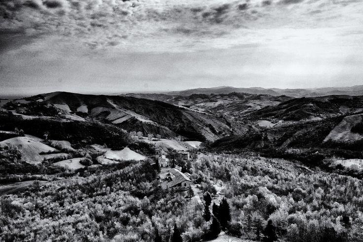 Canossa - Bianco e nero