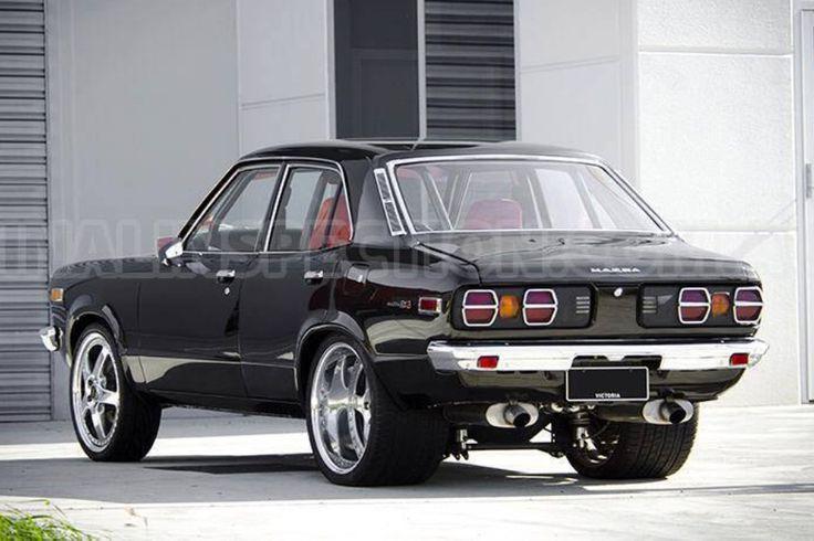 MAZDA RX-3 sedan DONK style