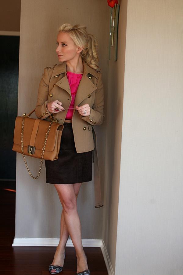 Cute work clothes