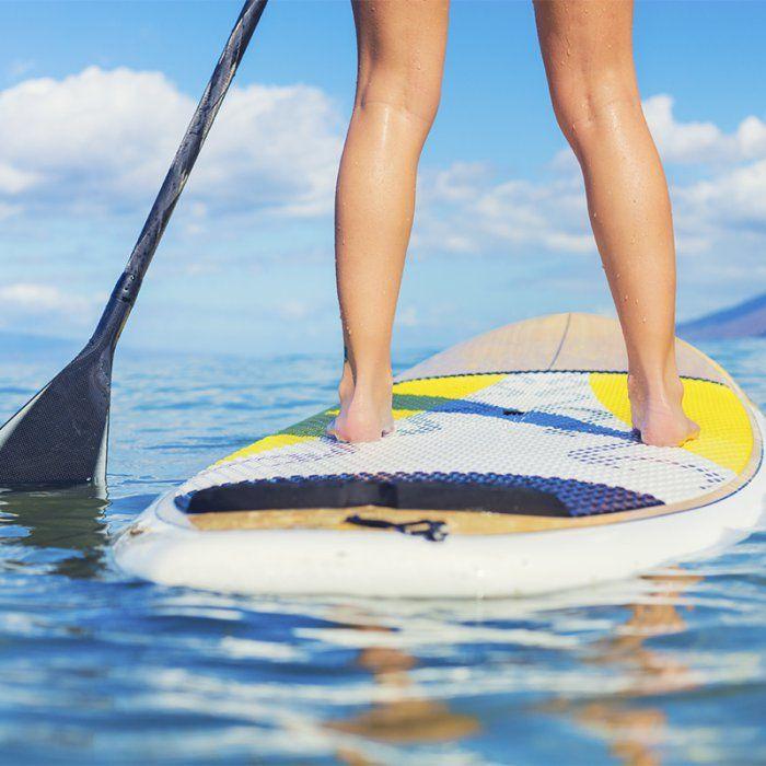 Le paddle, c'est facile!