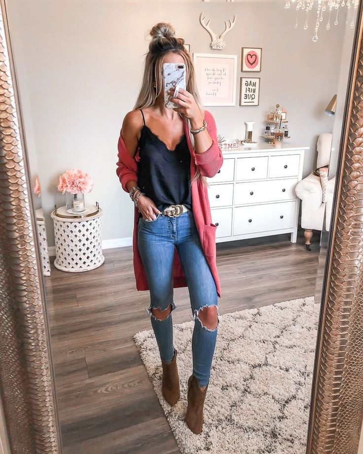 39 Inspiring Fall Outfits Ideas Trend 2018 – Abbey Smreker