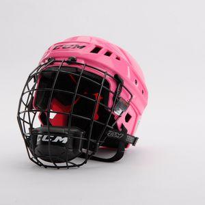 CCM HT04 Combo Hockey Helmet (11) | Fun with the kids ...
