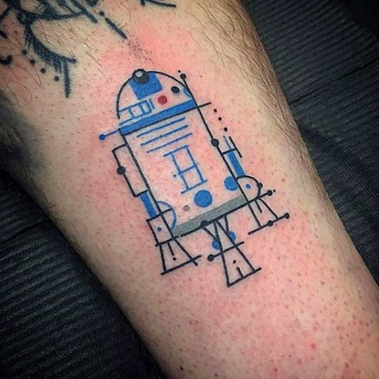 Image result for star wars tattoo