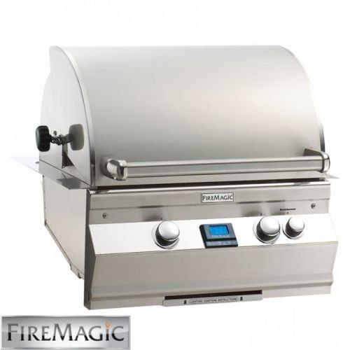Fire Magic Aurora A430i Builtin Natural Gas Bbq Grill With One Infrared Burner And Rotisserie  A430i6l1n >>> Want additional info? Click on the image.
