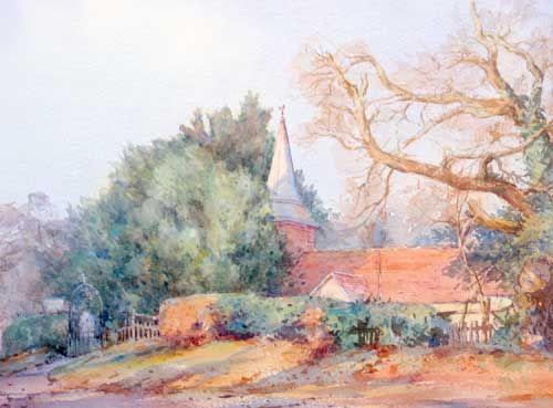 St Nicholas Church, Brockenhurst