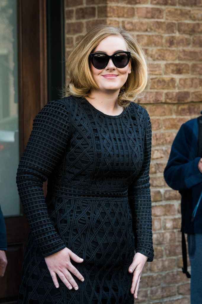 Adele Body Image Quote | POPSUGAR Fashion