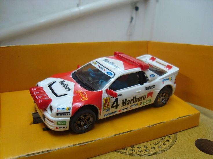 FORD RS 200 Marlboro