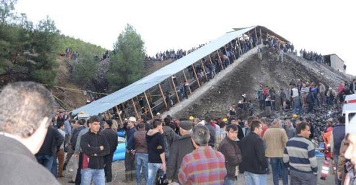 #haber #haberler #karaman #ermenek Karaman'ın Ermenek ilçesinde arama kurtarma çalışmları devam ederken maden ocağının desandre girişine yaklaşık 5 metre uzaklıktaki istinat duvarı çöktü.
