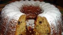 Lent Cake - No milk or Eggs