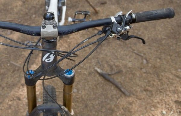Breezer Fox DOSS Dropper Cockpit