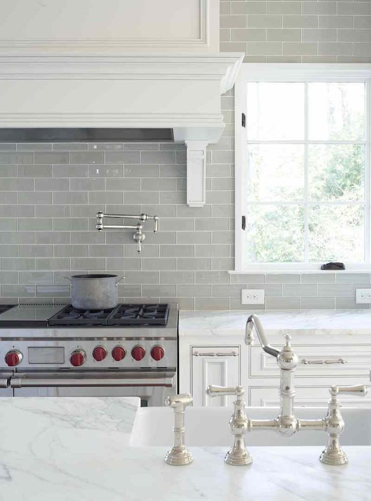Freaking Out Over Your Kitchen Backsplash