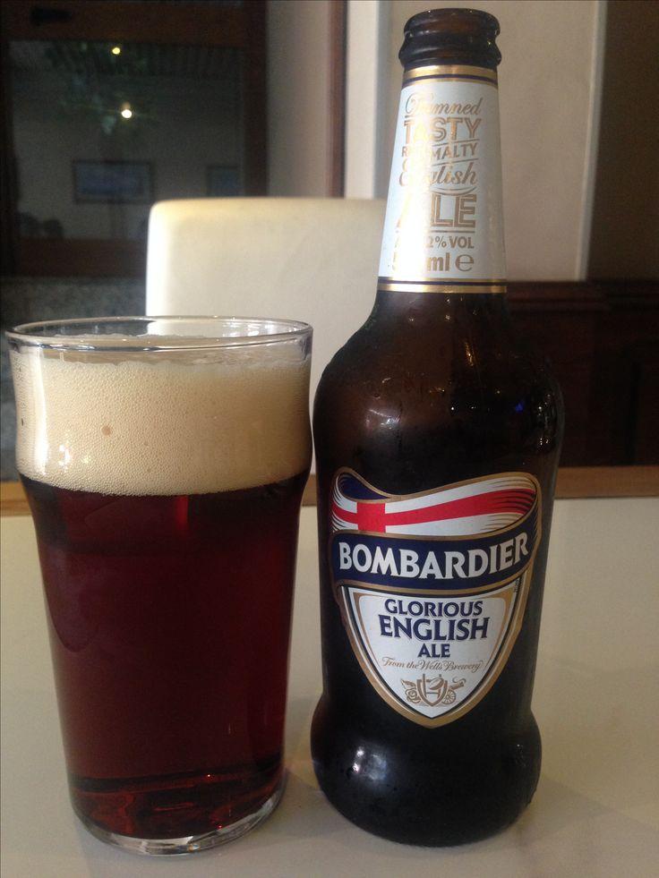 #364 BOMBARDIER Glorious English Ale ⭐️⭐️⭐️⭐️