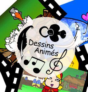 Des dessins animés gratuits à visualiser pour tous les enfants. #aimlang #langchat