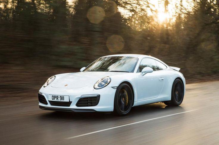 New turbocharged Porsche 911 Carrera S