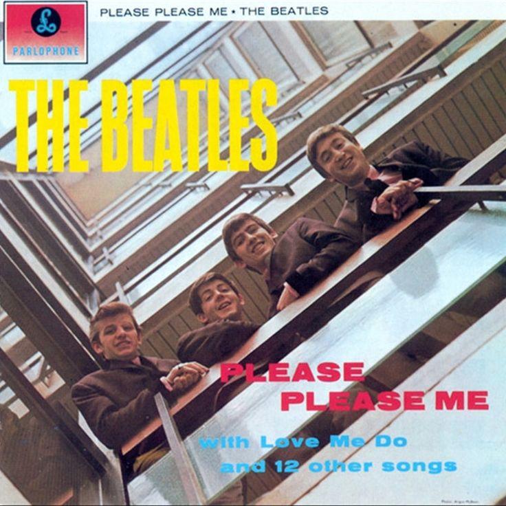 The Beatles - Please Please Me on 180g LP