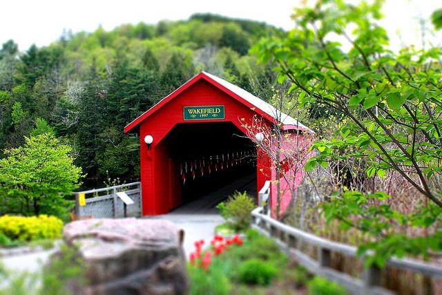 Covered Bridge Covered bridges, Family adventure travel