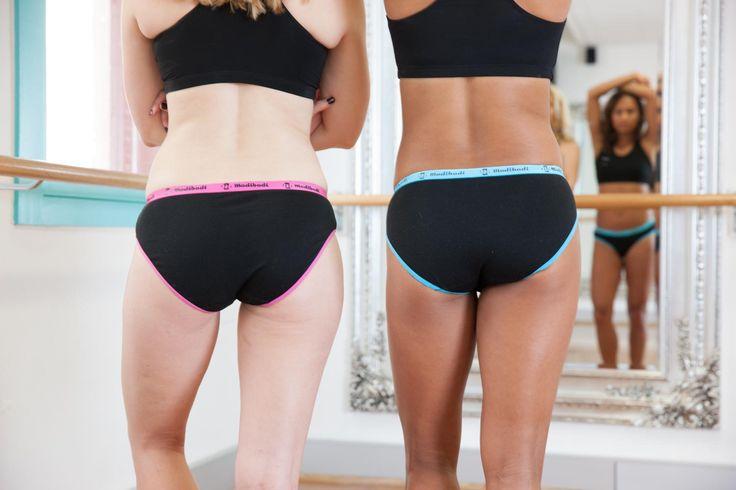 Modibodi Active Briefs - Get through that workout sweat, odour, and leak free.