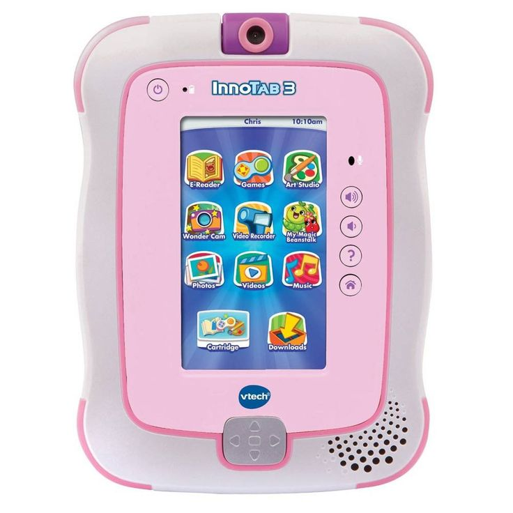 Vtech InnoTAB 3 Pink   Kids tablet, Gifts for 3 year old ...