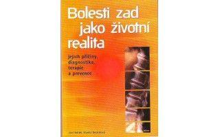 Medicína a zdravotnictví - Bolesti zad jako životní realita - Jan Hnízdil, Blanka Beránková